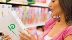 Глікемічний індекс продуктів: таблиця
