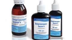 Хлоргексидин для полоскання горла: інструкції, ціни