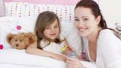 Як лікувати фарингіт у дітей