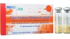 Лактобактерин дітям: коротка інструкція по застосуванню
