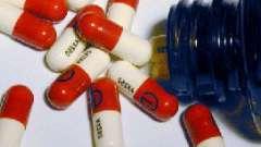 Лікування циститу антибіотиками у жінок