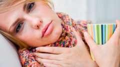 Лікування фарингіту у дорослих: причини, профілактика, діагностика