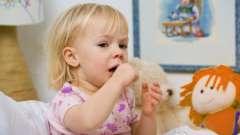 Прекрасні способи лікування вологого кашлю у дитини