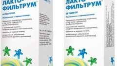 Застосування «лактофільтрум» при отруєнні